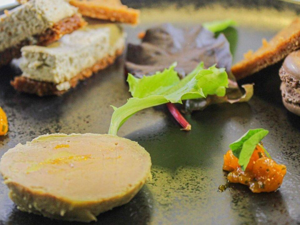 Foie gras traiteur de réception Au Saint Antoine